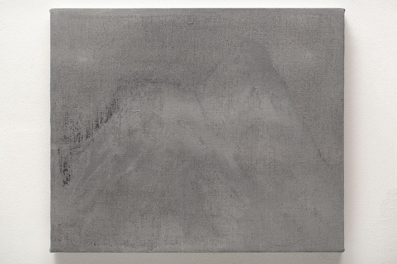 Landscape no. 44 / 50 x 60 cm / mixed media, canvas / 2013