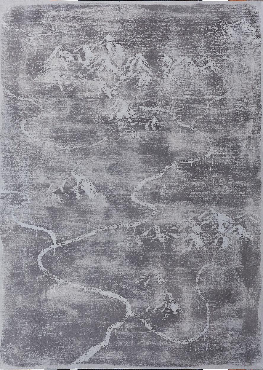 Landscape no. 8 / 155 x 120 cm / mixed media, canvas / 2011
