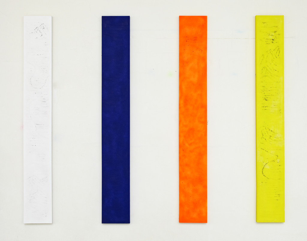 GEO-metry no. 6 / from the Residential Sector series / 202 x 247 cm / mixed media, canvas / 2013