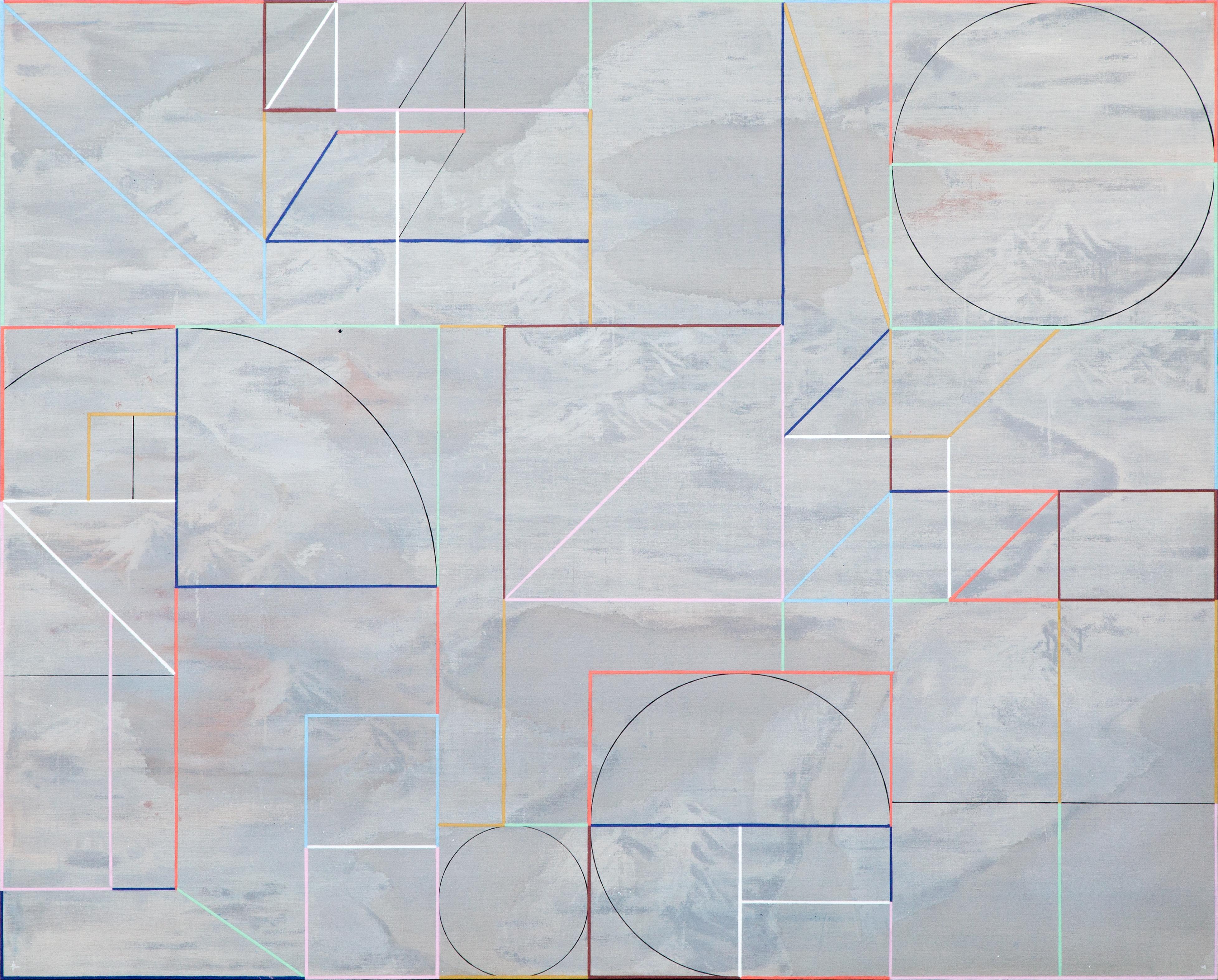 Terária č.58(c.Obytný sektor),225x280cm,komb.tech.plátno,2013