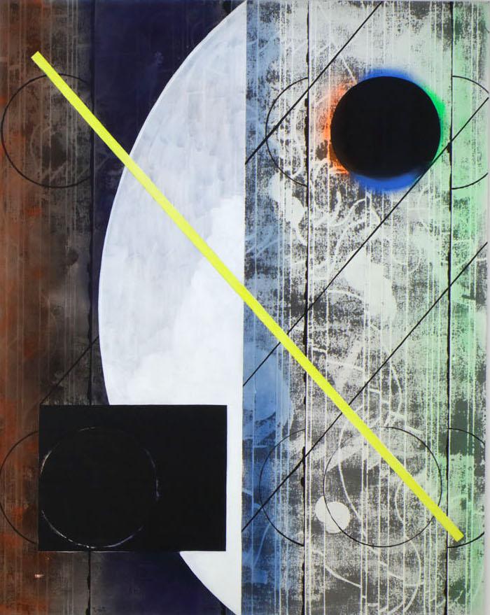 RGB No.16 : 260 x 210 cm